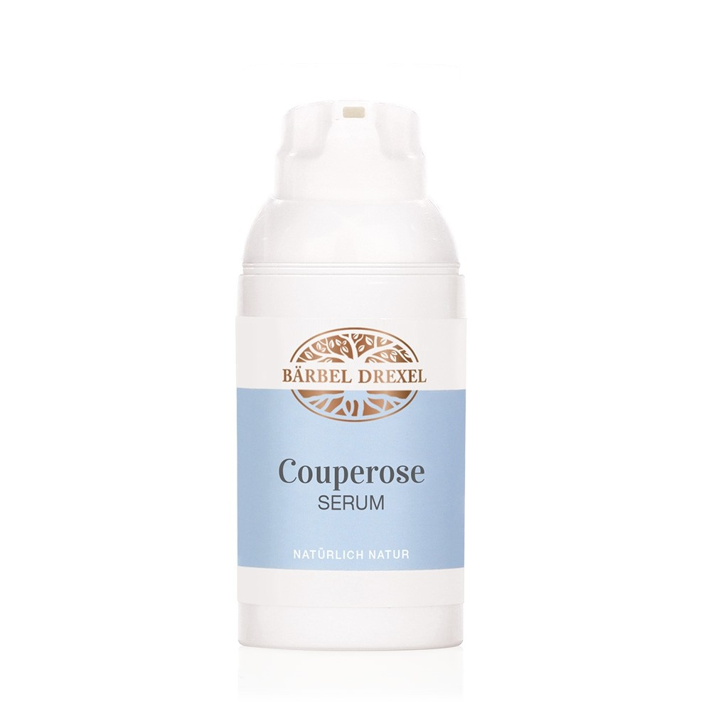 Couperose Serum im Pumpspender