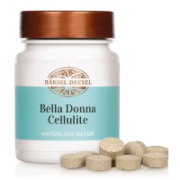Bella Donna Cellulite Presslinge mit Tigergras