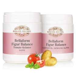 Set Bellaform Figur Balance Suppe Kartoffel + Tomate