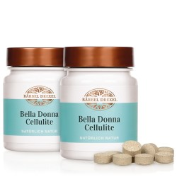 Duo Bella Donna Cellulite Presslinge, 2 x 84 Stück
