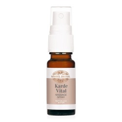 Karde Vital Massage-Spray ausprobieren