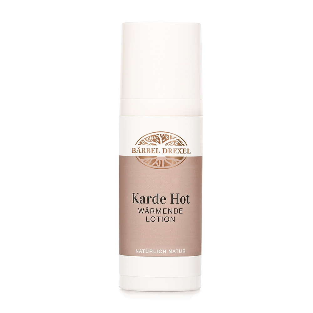 Karde hot wärmende Lotion, 50ml