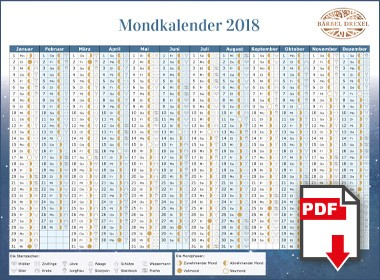 Mondalender PDF Download